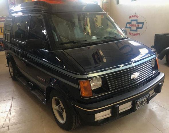 Chevrolet V6