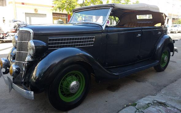Ford Phaeton 1936