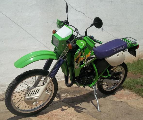 Kawasaki KMX 125 1998