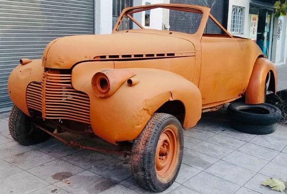 Auto Chevrolet 1940