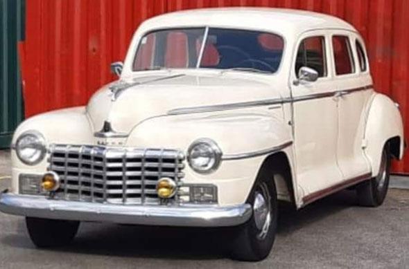 Dodge De Luxe 1948