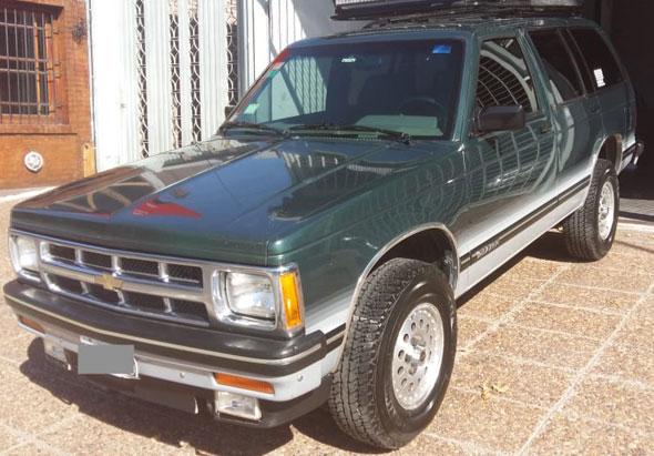 Chevrolet Blazer Taohe 1994