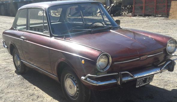 Fiat Coupé 800 Spider