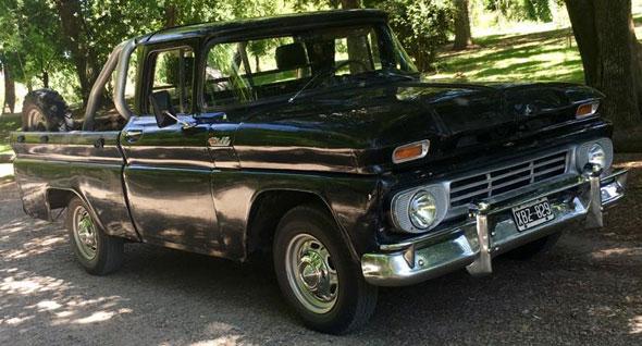Auto Chevrolet 1961