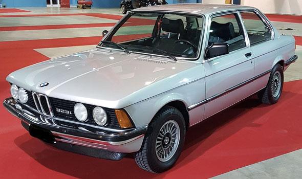 Bmw 323i 1980