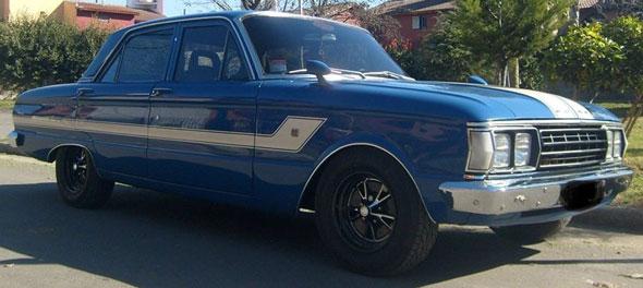 Auto Ford Falcon Sprint