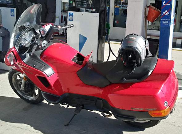 Honda Pacific Coast 800