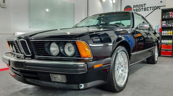 BMW 635 CSI Manual
