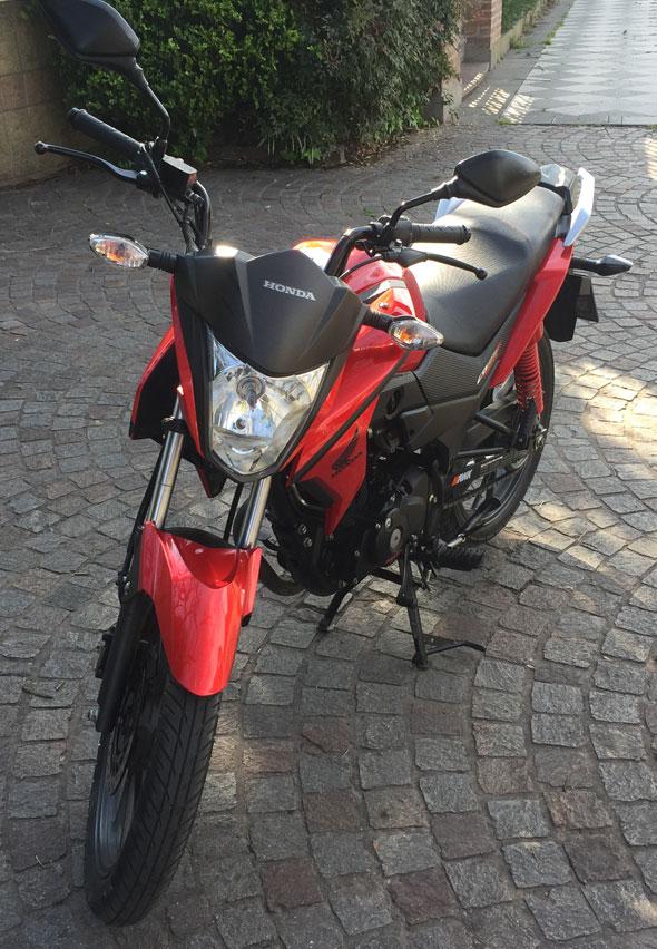 Honda Twister CB125