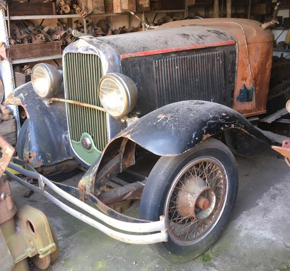 Dodge Brothers Baquet 1932