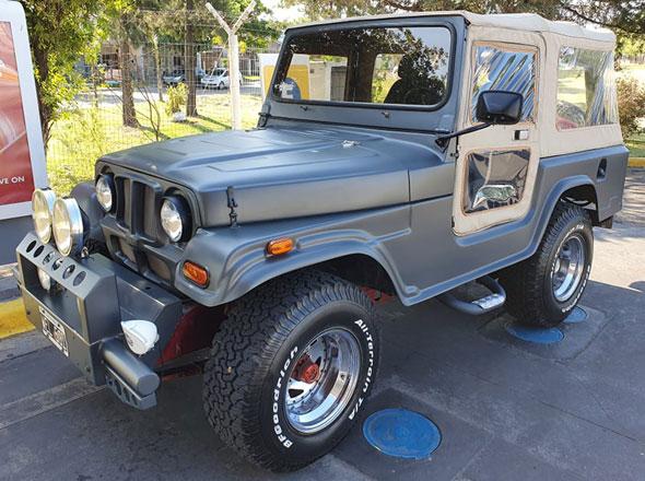 Jeep IKA AFF