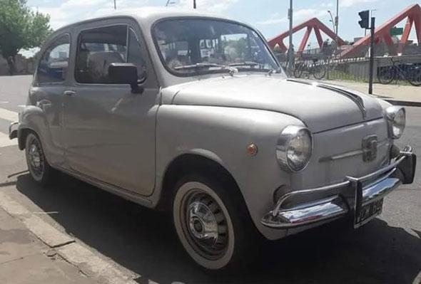 Fiat 600 E
