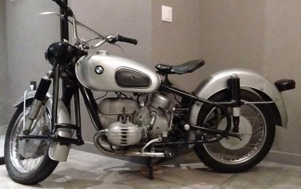 Moto BMW R50 1947