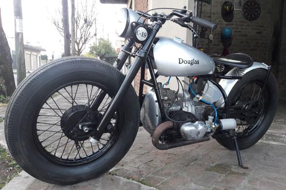 Moto Duglas T35