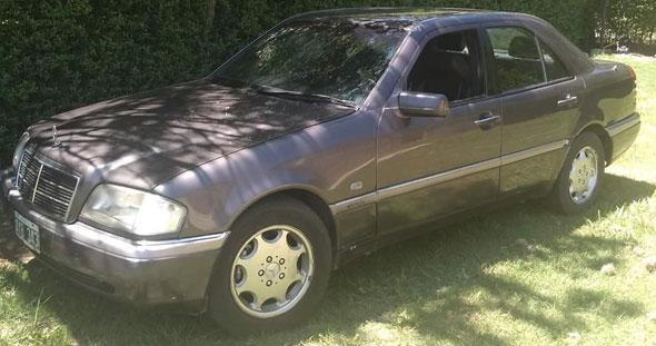 Mercedes Benz Clase C 2.8 1996