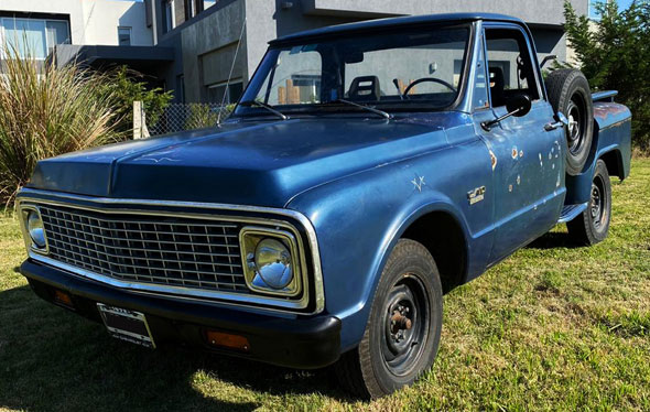 Chevrolet C10 Positrack