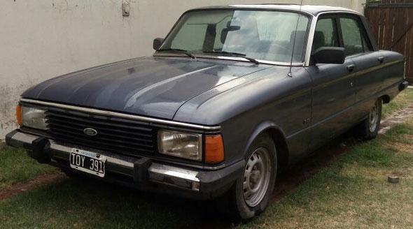 Auto Ford Falcon GL