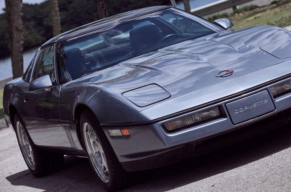 Chevrolet Corvette 1990 Coupé