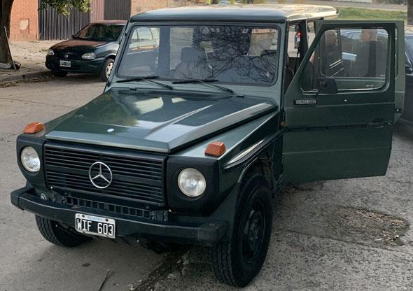 Mercedes Benz GD300