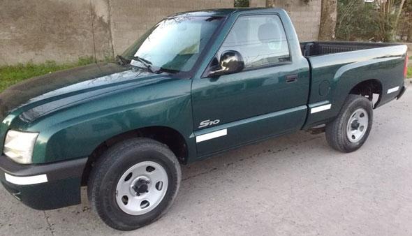 Chevrolet S10 2005