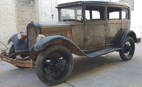 Chevrolet Four Door 1928