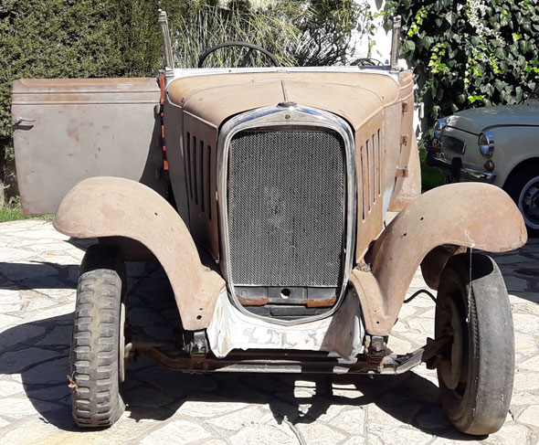Chevrolet 1932 Confederate
