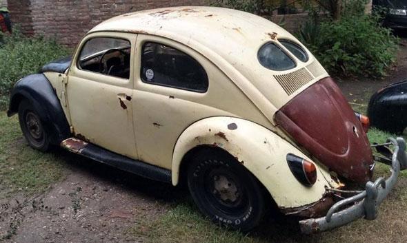 Volkswagen Escarabajo Split