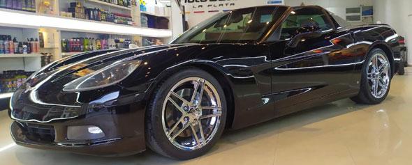 Chevrolet Corvette C6 LS3