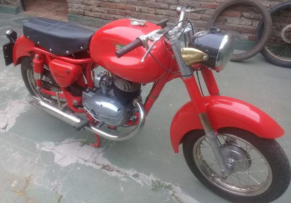 Alpino 125 1956