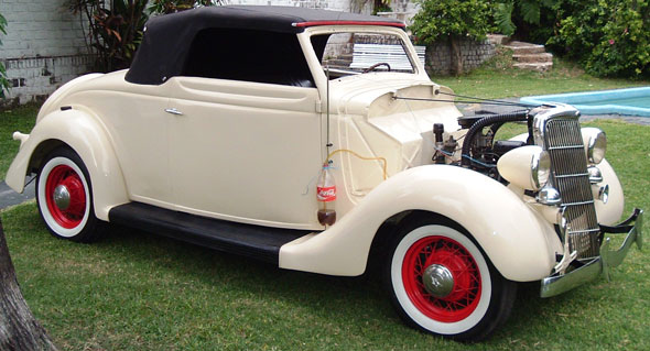 Ford 1935 Cabriolet