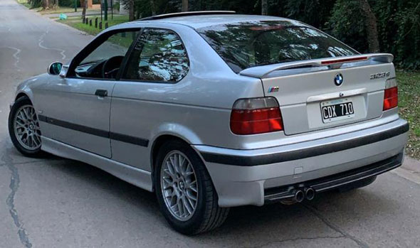 BMW Serie 3. 323TI M
