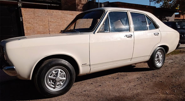 Dodge 1500 Modelo 1975