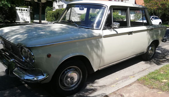 Fiat Berlina 1966