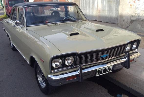 Chevrolet 400 Super Sport