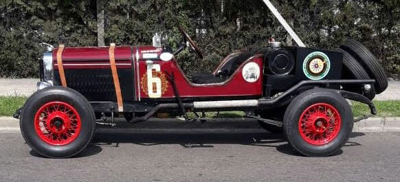Chevrolet Baquet 1928