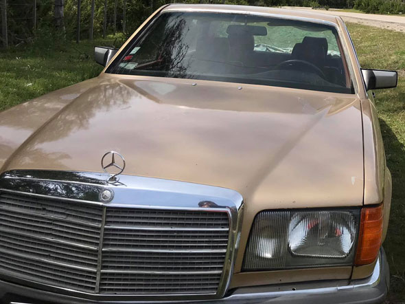 Mercedes Benz 280S W126 280S
