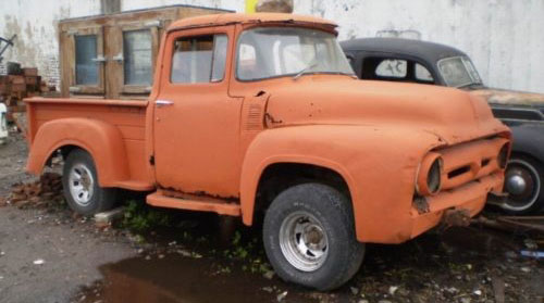 Ford 1956 Pick Up