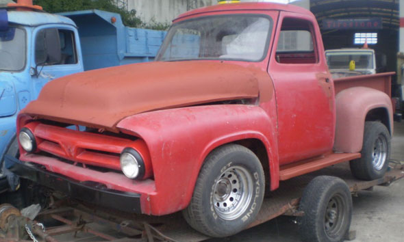 Ford Pick Up 1955