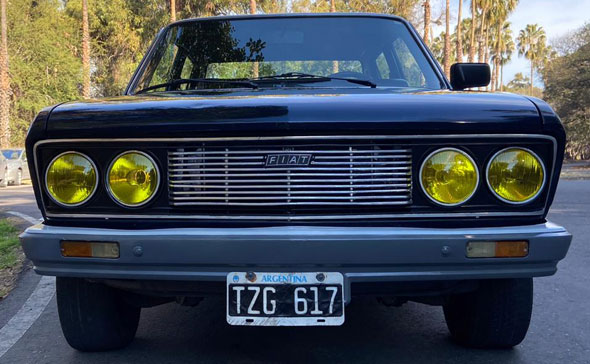 Fiat 132 1983