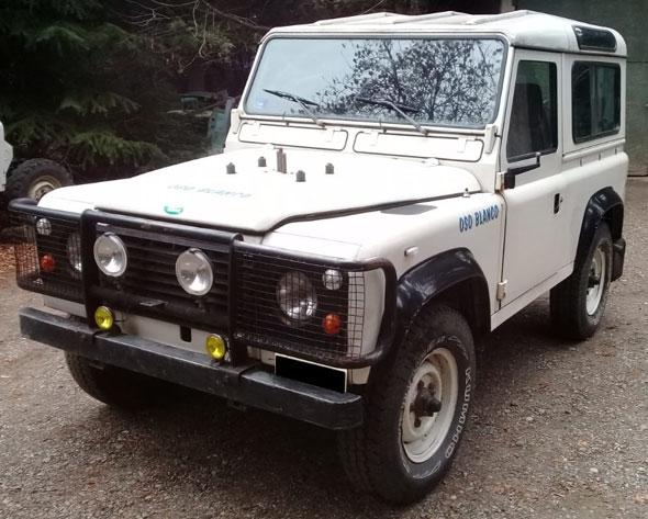 Land Rover 90 1986