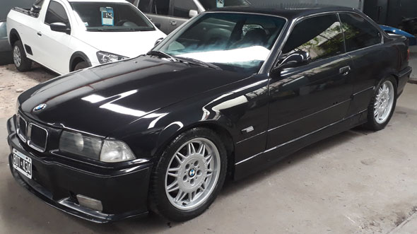 BMW M 3 Americano