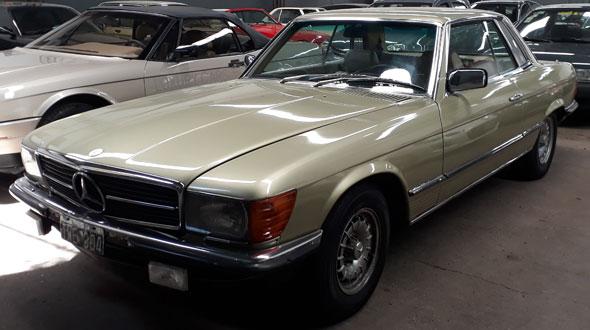 Mercedes Benz 280 SLC