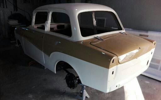 Isard Royal T 700 1965
