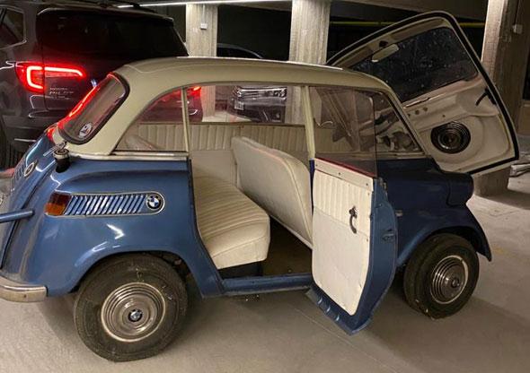 BMW De Carlo 600