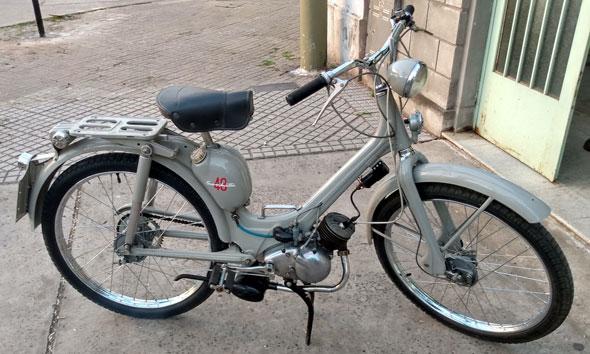 Siambretta 48 1957