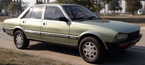 Peugeot 505 SR ll Automático