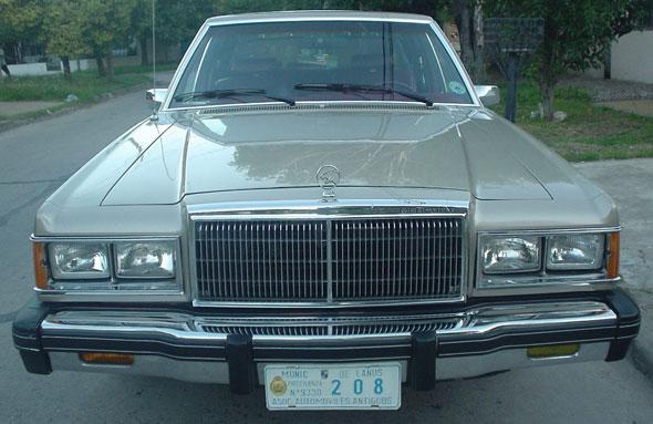 Ford Mercury Cougar LS 1981