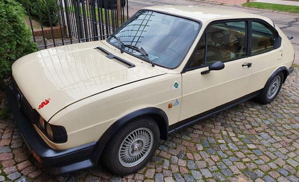 Alfa Romeo Alfasud TI 1350