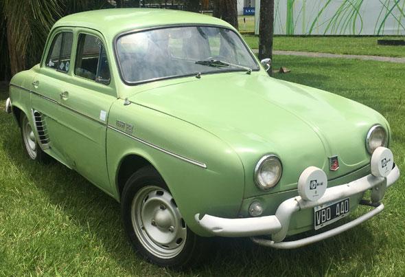 Renault Gordini 850