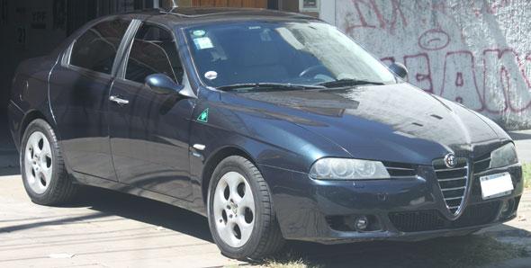 Alfa Romeo 156 V6 24v Fase III 2005